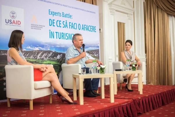 AFAM Experts Battle: de ce să faci o afacere în turism?