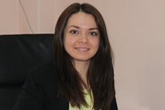 "Larisa Cepoi, Manager Administrativ și HR, ""Land Support System"""