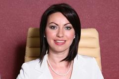 """Natalia Chirică, Director Comercial al Companiei de Construcţii """"Glorinal"""""""