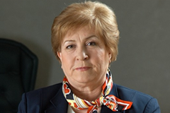 Natalia Vrabie, Preşedinte de Onoare, MAIB