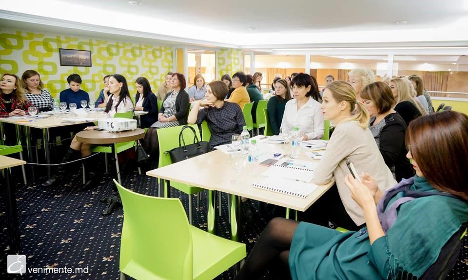 Proiect moldo-estonian: posibilități egale pentru femei în viața profesională