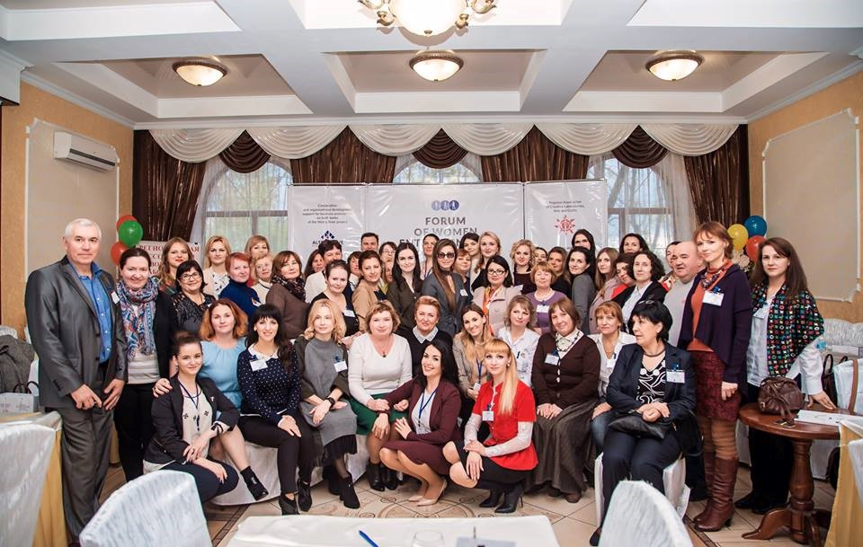 Forumul femeilor antreprenoare de pe ambele maluri ale Nistrului