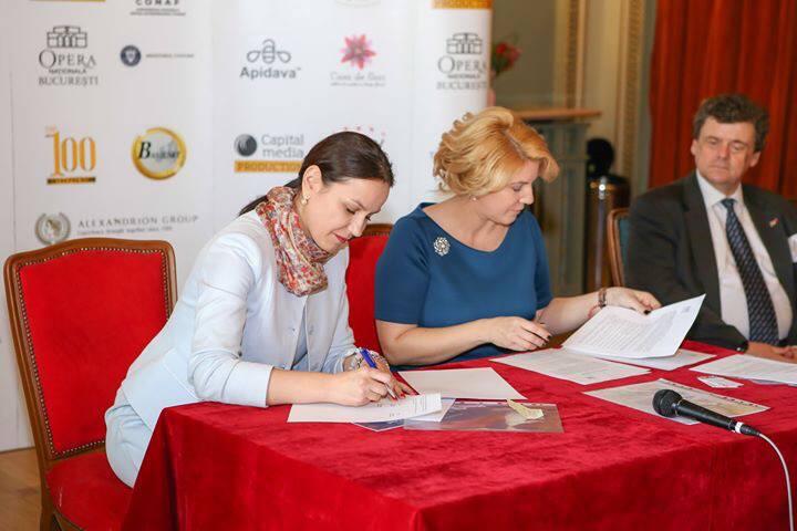Semnarea Acordului de Colaborare Internațională AFAM – CONAF