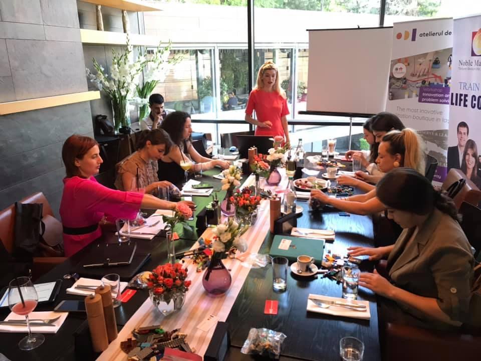 Workshop: Inovează modelul de business