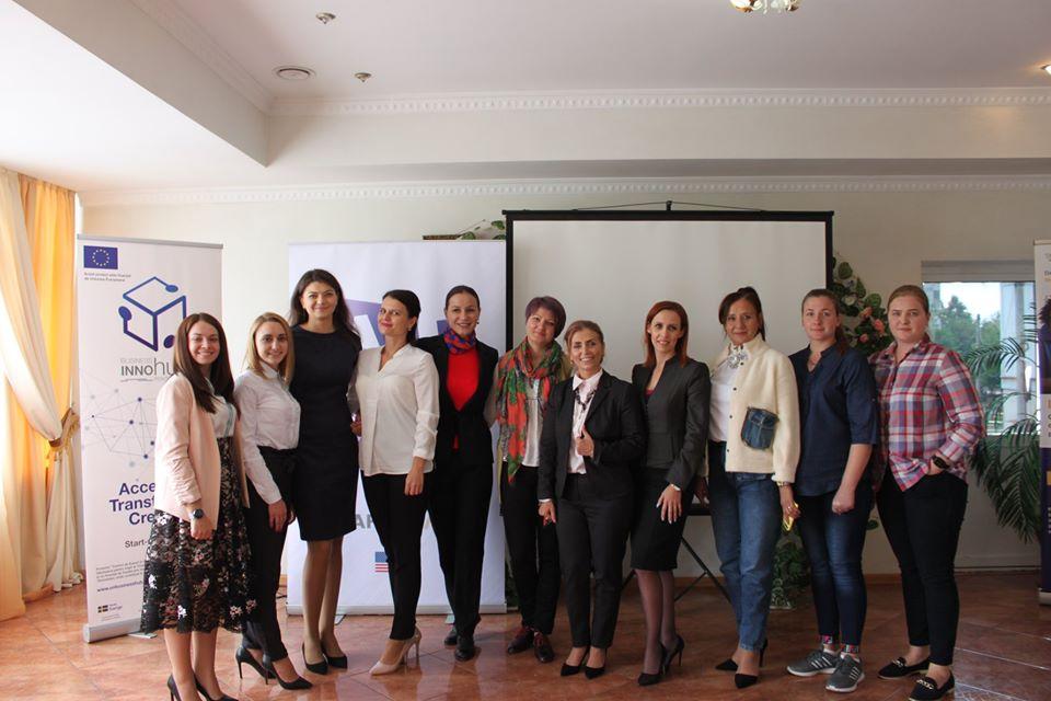 Lansarea WE Grow și a Reprezentanței AFAM Ungheni
